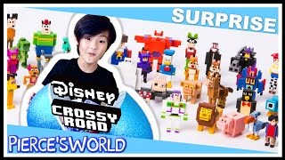 Toy Giveaway & Unboxing Disney Crossy Road Giant Surprise Egg. Open...