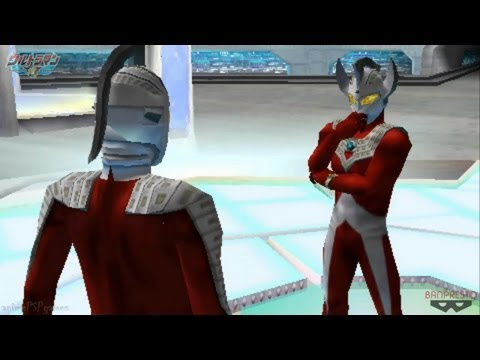 UltraSeven Story Mode pt.4/5 ϟ Ultraman Fighting Evolution 0 ★Play PSP ウルトラセブン