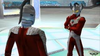 UltraSeven Story Mode pt.4/5 ϟ Ultraman Fighting Evolution 0 ★Play PSP ウルトラセブン