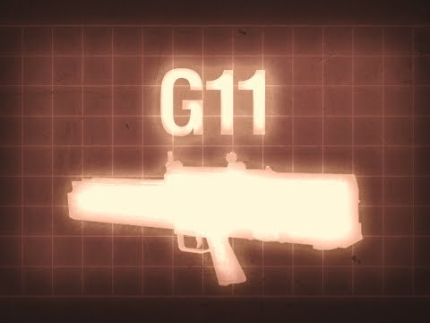 G11 - Black Ops Multiplayer Weapon Guide