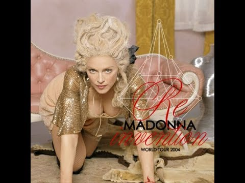 Madonna - Re-Invention Tour (Completo) (2004)