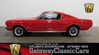 1966 Ford Mustang - Gateway Classic Cars of Atlanta #554