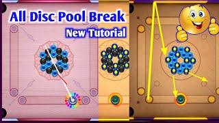 Carrom Pool All Disc Pool Break Tricks Detail Tutorial Singapore🔥 screenshot 4