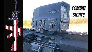 Vortex Razor AMG UH-1 Holographic Sight - REVIEW