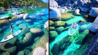 Beautiful Places Where The Water Is Crystal Clear - Part 2