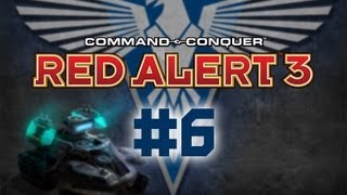 Red Alert 3 Let's Play - Allies - Mt. Rushmore  - A Monument to Madness