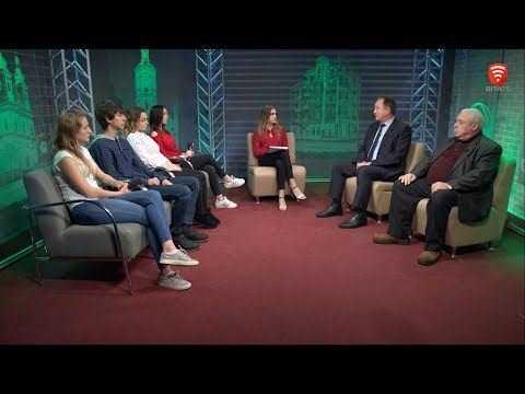 VITAtvVINN .Телеканал ВІТА новини: Телеканал ВІТА -Ліцеїст- 2019-01-16