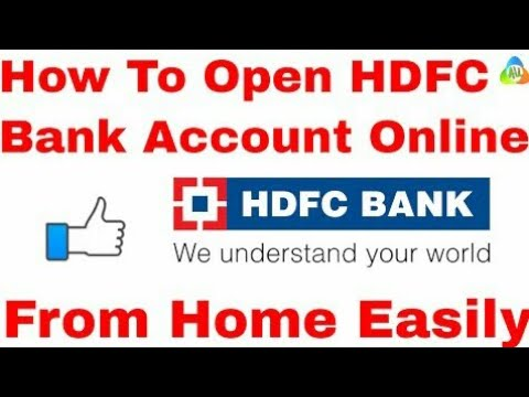 Open NRI HDFC Account From Out Of India And Apply In Between 15 Min Very Easy Process..