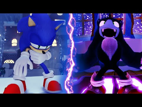 Sonic Unleashed: Night