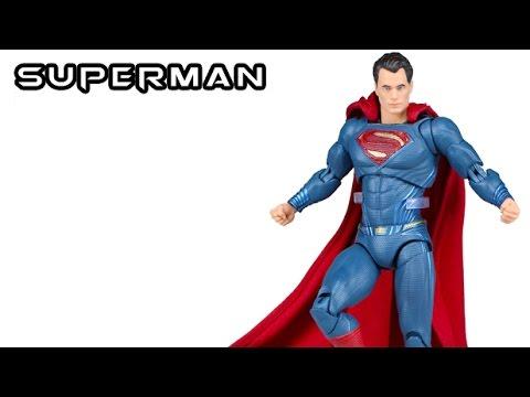 DC Collectibles SUPERMAN DC Films Action Figure Review