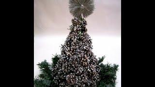 Pine-cone Christmas Tree ~ Featuring Miriam Joy