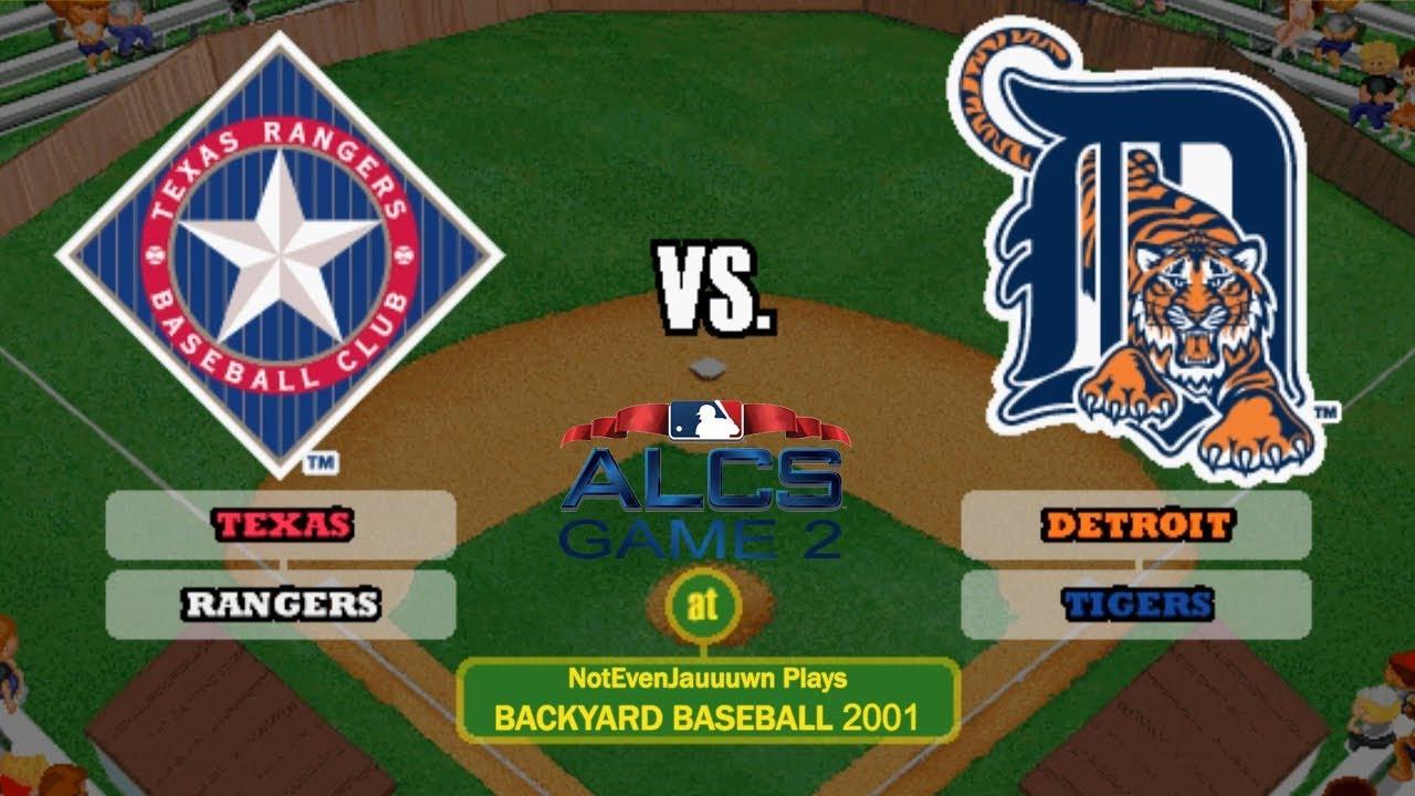Play Backyard Baseball 2001 Www Topsimages Com