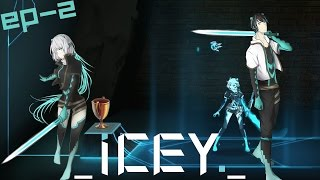 『ICEY』艾希 EP-2 調戲旁白!!!我就是要獎杯~