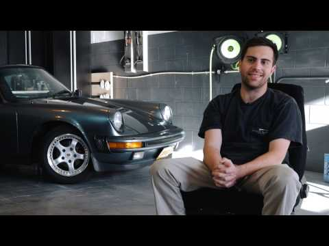 The Artist -- A Detailer's Story: Automotive Aesthetic