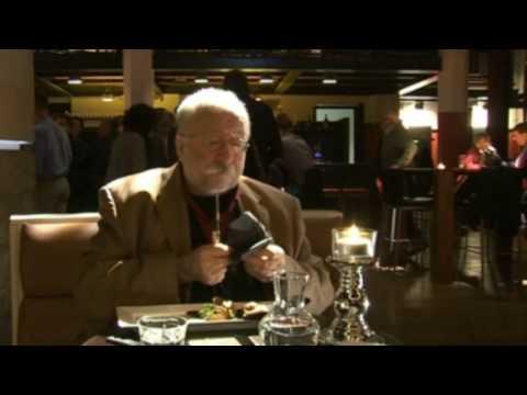 Midnight snack met Johannes van Dam