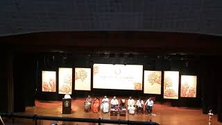 Music Maestro Isaignani Ilayaraja's speech while inaugurating the 91st Annual conference & concert