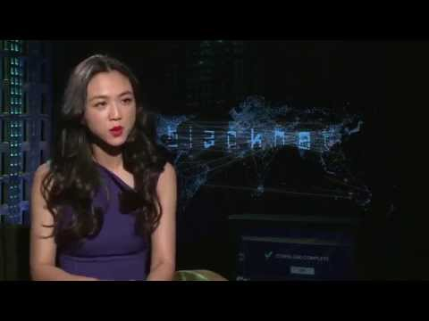 Wei Tang Interview - Blackhat (HD) 2015, Michael Mann