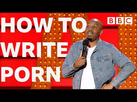 How to write porn | Live At The Apollo - BBC