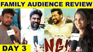 NGK Family Audience Review – Day 3