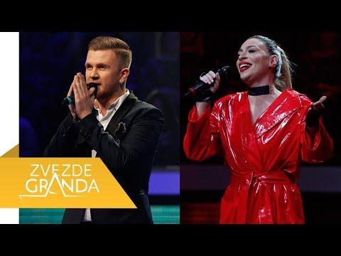 Ognen Zdravkovski i Katarina Jovanovic - Splet pesama - (live) - ZG - 18/19 - 01.06.19. EM 37
