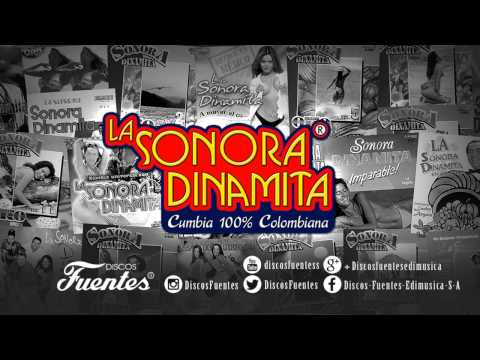 La Sonora Dinamita - Despeinada [ Discos Fuentes ]