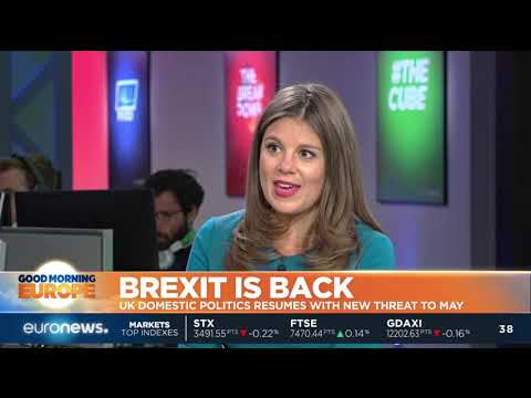 Brexit is Back: UK domestic politics resumes with threat to Theresa May's leadership | GME