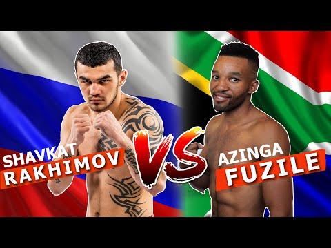 AZINGA FUZILE vs