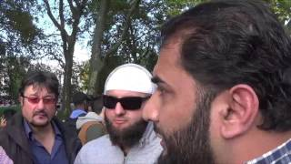 Jizya (tax for non Muslims) simplified with clear explanation. Hyde Park