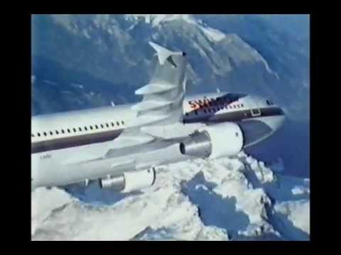 """Wings"" a film by Swissair The Airline Of Switzerland - Part 1"