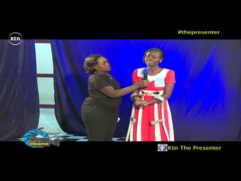 The Presenter Episode 1 (The Auditions)