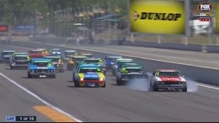 2015 Touring Car Masters - Hidden Valley - Race 2