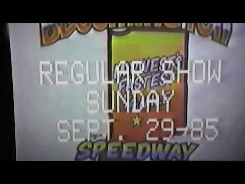 1985 Bloomington Speedway Day race