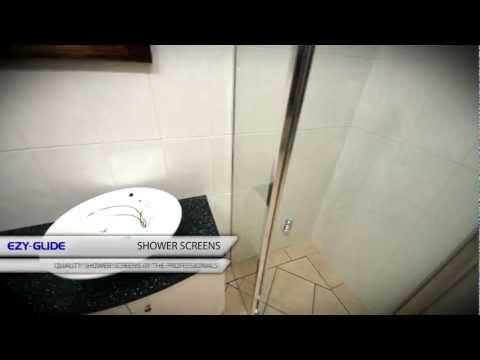 Ezyglide Shower Screens - Sydney's Largest Showerscreen Showroom