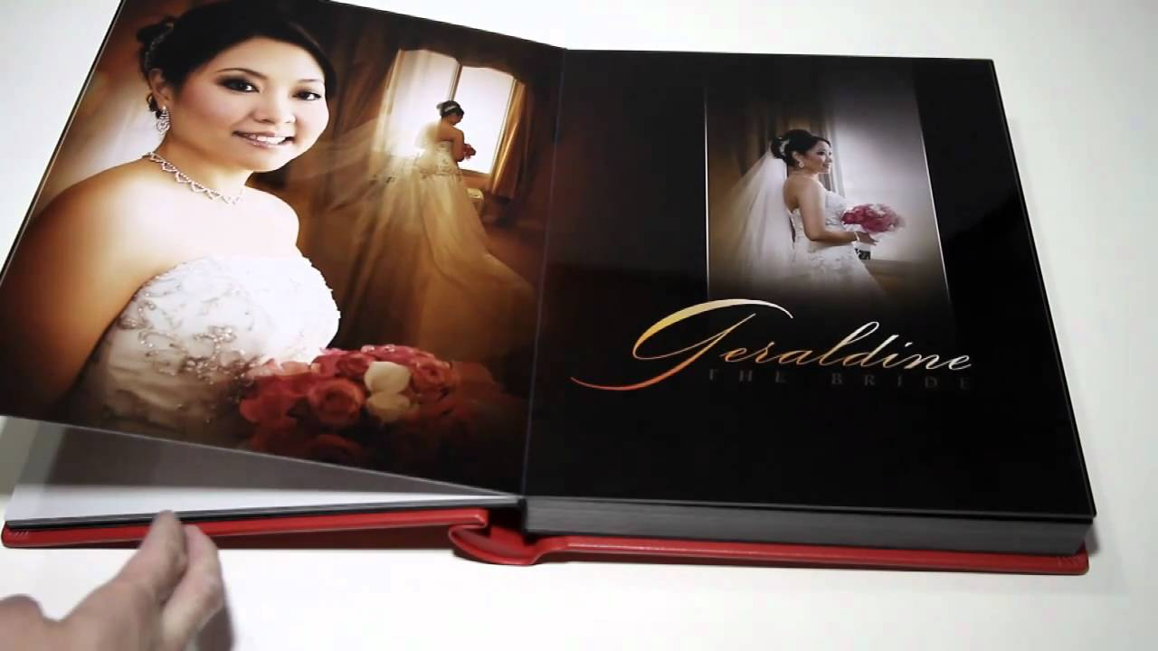 Geradine Sly Wedding Album Youtube