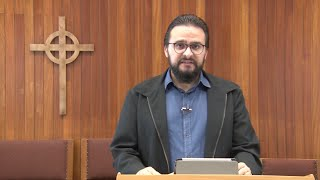 2020-06-10 - Aprendendo a orar com Cornélio - At 10  - Rev André Carolino - Trans de Estudo Bíblico