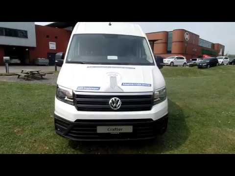 de nieuwe volkswagen crafter 2017 2018 youtube. Black Bedroom Furniture Sets. Home Design Ideas