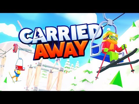 BUILDING the BEST SKI EMPIRE on EARTH | Carried Away Gameplay