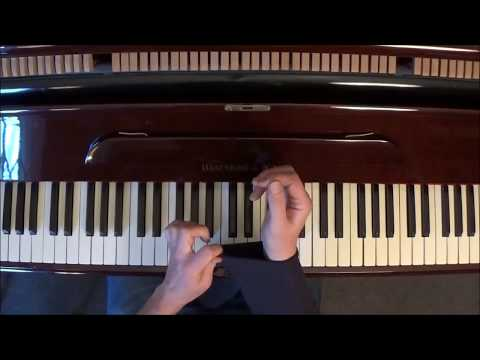 FIRST CLASS Boogie Woogie Piano Tutorial by Terry Miles