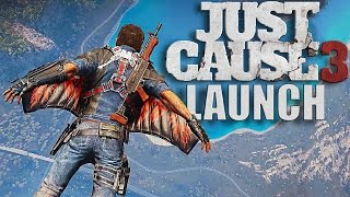 Just Cause 3 — ►Launch Trailer►  (PS4/XOne/PC)