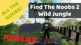 Wild Jungle - Find The Noobs 2 - ROBLOX