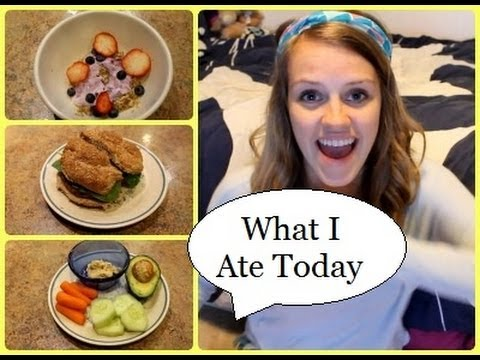 WHAT VEGETARIANS EAT IN A DAY
