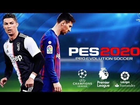 ЖДЕМ НОВУЮ PES 2020 MOBILE 🏆eFootball PES 2020🏆eFootball Pro Evolution Soccer 2020