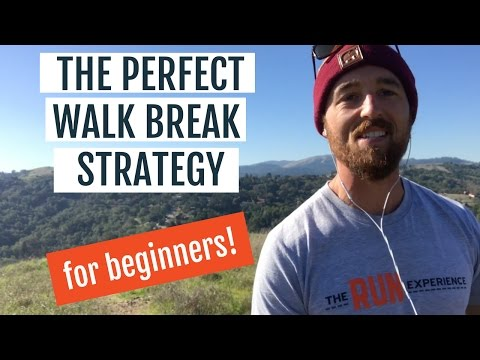 Running Form for Beginners | How to Develop the Perfect Walk Break Strategy