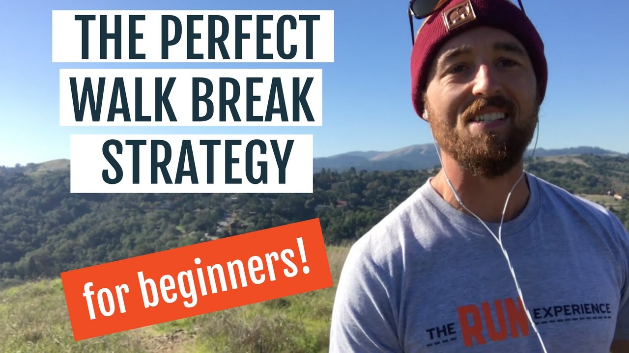 Running Form for Beginners   How to Develop the Perfect Walk Break ...
