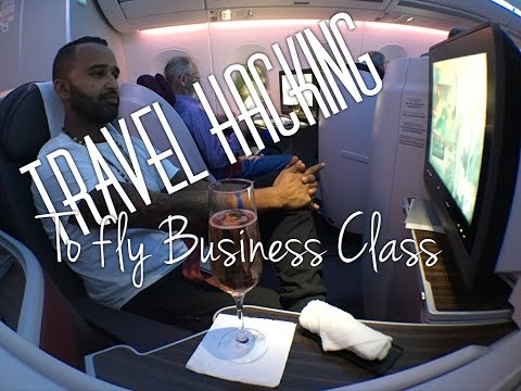 Top 3 Travel Deal Hacks To Fly Business Class