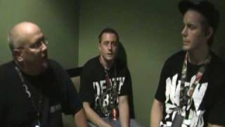 Trapped Under Ice Interview with Groovey.tv