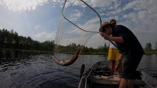 Рыбалка на спиннинг в Нижегородской области