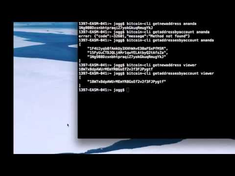 Learning Bitcoin 4 - Bitcoin Command Line Helper - Part 1