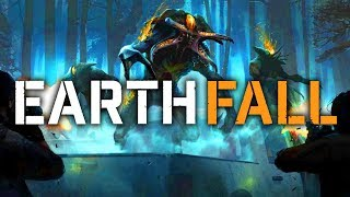 Alien Cocoon Hunt (Earthfall)