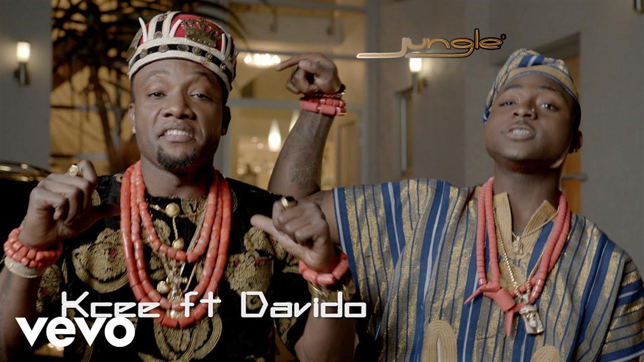 Download Kcee - Ogaranya(Official Video) ft. Davido